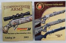 Thompson Center Arms Catalog 29 (2002) & 32 (2005)