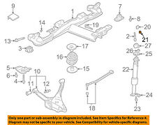 GM OEM Rear Suspension-Lateral Arm Nut 14041649