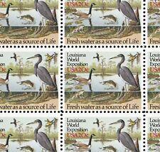 2086   20c  LOUISIANA    NH FULL SHEET OF 40