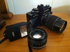 MINOLTA srTmc  35 mm Camera  - Vintage