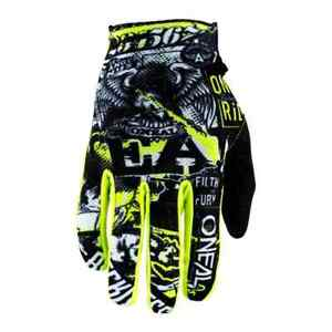 O'Neal Matrix Attack Youth ATV Off Road Dirt Bike MX Motocross Gloves