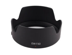 Replacement EW-73D EW73D Hood for Canon EF-S 18-135mm F/3.5-5.6 IS USM Lens