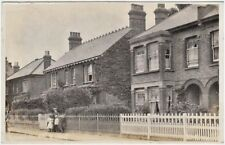 GRANVILLE ROAD, BY WOOD ST, HIGH BARNET, NR  ARKLEY &  TOTTERIDGE,  RPPC PM 1908