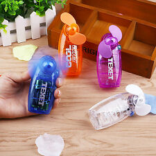 HOT Mini Portable Pocket Fan Cool Air Hand Held Battery Travel Blower Cooler New