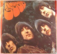 The Beatles, Rubber Soul, VG/VG,   LP (3619)