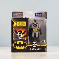 "Spin Master Batman - Batman [1st Edition] 4"" Action Figure + 3 Accessories"