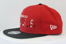 New Era CHICAGO BULLS 9FIFTY NBA SNAPBACK RED/MULTICOLOR