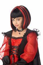 Vampire Girl Child Costume Wig