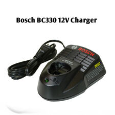 New Bosch BC330 4V - 12V  Li-Ion Li-ion Battery Charger w/Factory Warranty
