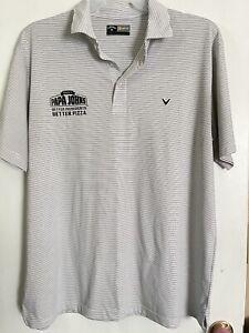 Papa Johns Shirt Size Large