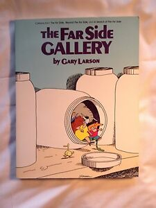 THE FAR SIDE GALLERY NO. 1 BY GARY LARSON (1984, PAPERBACK)