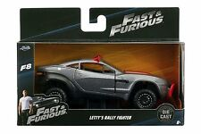Jada Fast & Furious 8 Letty's Rally Fighter 1:32 98302 Grey