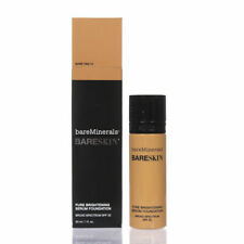 BAREMINERALS Bareskin Pure Brightening Serum Foundation SPF 20 ~ Bare Tan 13