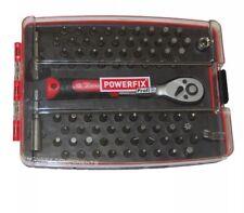 Powerfix Profi Screwdriver & Bit Set (81 piece set)