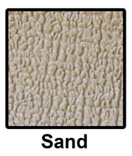 34mil Marideck Marine Boat Vinyl Flooring 8.5' Wide- Sand - 8.5' x 18'
