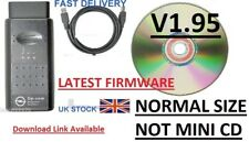 V1.95 INTERNET-SAFE! Vauxhall Opel Diagnostic tool Tech2 OBD2 Diagnostic OPCOM