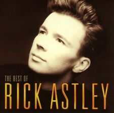 RICK ASTLEY - THE BEST OF RICK ASTLEY  CD NEW+