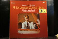 D. Scarlatti - 14 Sonate per Clavicembalo / Leonhardt