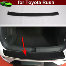 Rear Trunk Door Sill Scuff Moulding Guard Cover Trim for Toyota RUSH 2018-2021