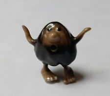 Antique Hagen Renaker Caveman Miniature Figurine Very Rare Find