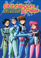 Bubblegum Crisis Remastered Special Edition 4-Disc Box Set