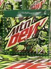 MOUNTAIN DEW THRASHED APPLE 12 PACK 12OZ SODA !!!!!!!!FREE SAME DAY SHIPPING!!!!