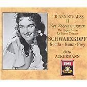 Johann Strauss II - Der Zigeunerbaron (2xCD) . FREE UK P+P ....................