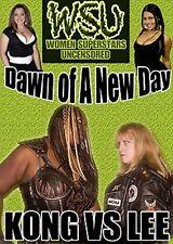 WSU Womens Wrestling - Dawn of a New Day DVD Awesome Kong TNA Dawn Marie WWE ECW