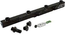 AEM High Volume Fuel Rail 00-05 Honda S2000 S2K AP1 AP2 F20C F22C1 25-112BK NEW