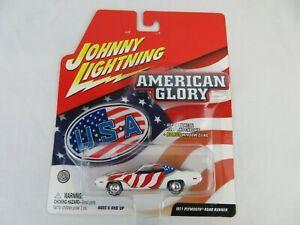 Johnny Lightning American Glory 1971 Plymouth Road Runner 2003 NEW 1:64 Diecast