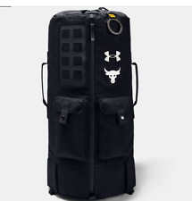 Under Armour Project Rock 90 Duffle Bag Backpack NWT