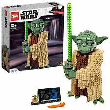 Lego 75255 Star Wars Yoda Figure Collectable Set BOX DAMAGED
