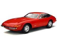 1:12 Gt Spirit FERRARI 365 GTB/4 DAYTONA RED GT119 NEU NEW