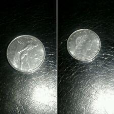 Italia piccola Moneta Repubblica del 1994 50 lire