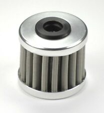 Stainless Steel Reusable Oil Filter Honda TRX450R TRX450ER TRX 450 R ER 04-12