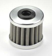 Stainless Steel Reusable Oil Filter Honda TRX450R TRX450ER TRX 450 R ER 04-12