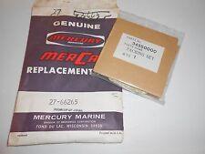 27-66265 NEW VINTAGE MERCURY SNOWMOBILE GASKET SET 66265 LOT A01-3