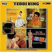 Teddi King - Bidin My Time/To You/Girl and Her Songs/All the King's Songs (2012)