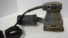 Porter Cable 340 Finishing Sander Buffer 1/4 Sheet Electric Tool