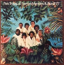 Sergio Mendes & Brasil '77 on A&M SP4315 – Pais Tropical