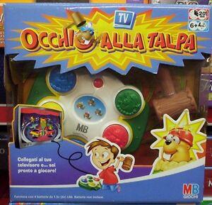 OCCHIO ALLA TALPA TV - gioco in scatola - MB giochi