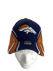 Denver Broncos Players Sideline Cap Hat Flex Reebok NWT