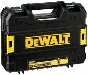 DEWALT XR EMPTY CASE TSTAK KITBOX FOR DEWALT COMBI DRILL OR IMPACT DRIVER KITS