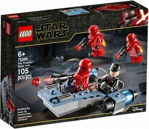 LEGO Sith Troopers Battle Pack Star Wars TM (75266) Building Kit 105 PCS