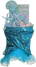 Kids Children Mermaid Fancy Dress Up Costume Party Girls Child Cosplay Outfit
