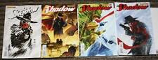 Dynamite The Shadow # 19 COMPLETE BASE COVER SET - Ross Etc