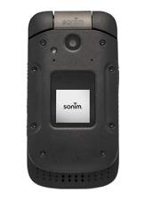 Sonim XP3 Flip Phone 8GB ROM/1G RAM Black Sprint A Stock