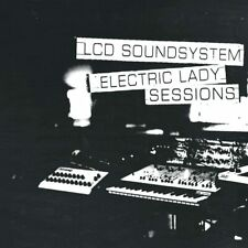 LCD SOUNDSYSTEM - ELECTRIC LADY SESSIONS 2x VINYL LP (NEW/SEALED)