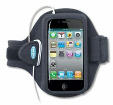 Tunebelt AB82 Black Armband for Apple iPhone 3, 3GS, 4, 4S, HTC Desire, Legend