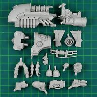 Legion Scimitar Pattern Jetbike Bitz Bits Forge World the Horus Heresy